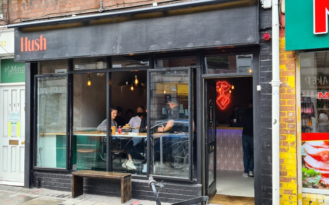 Sandwiches by day, burgers by night and even a secret wine bar to come
