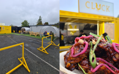 The Cluck Yard Is Your New Chicken Destination!