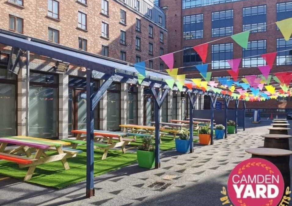New Evening Food Market Launches Today