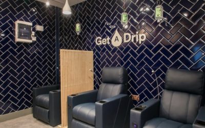 Get A Drip. IV Drip Therapy Launches in Dublin